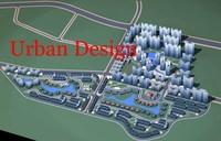 Urban Design 034 3D Model