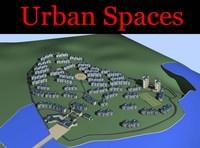 Urban Design 035 3D Model