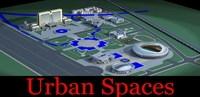 Urban Design 037 3D Model