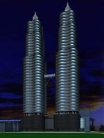 building 043 3D Model