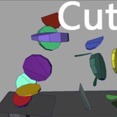 jcCut for Maya 1.1.0 (maya script)