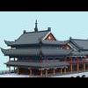 04 37 06 141 china ancient birdgr 1 yaan wind and rain porch bridge 001 003 4