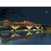 04 37 10 419 china ancient birdge 1 yaan wind and rain porch bridge lighting 002 4