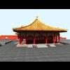 04 39 08 107 the forbidden city three big place 10 4