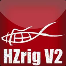 HZrig 2.0.3 for Maya (maya script)