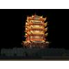 04 40 57 941 the huanghelou tower night sence 01 4