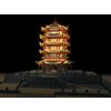 04 40 58 126 the huanghelou tower night sence 03 4