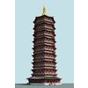 04 41 22 116 the tianning temple tower 1 4