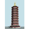 04 41 22 195 the tianning temple tower 2 4