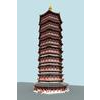 04 41 22 292 the tianning temple tower 3 4