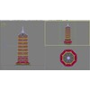 04 41 22 567 the tianning temple tower 6 4