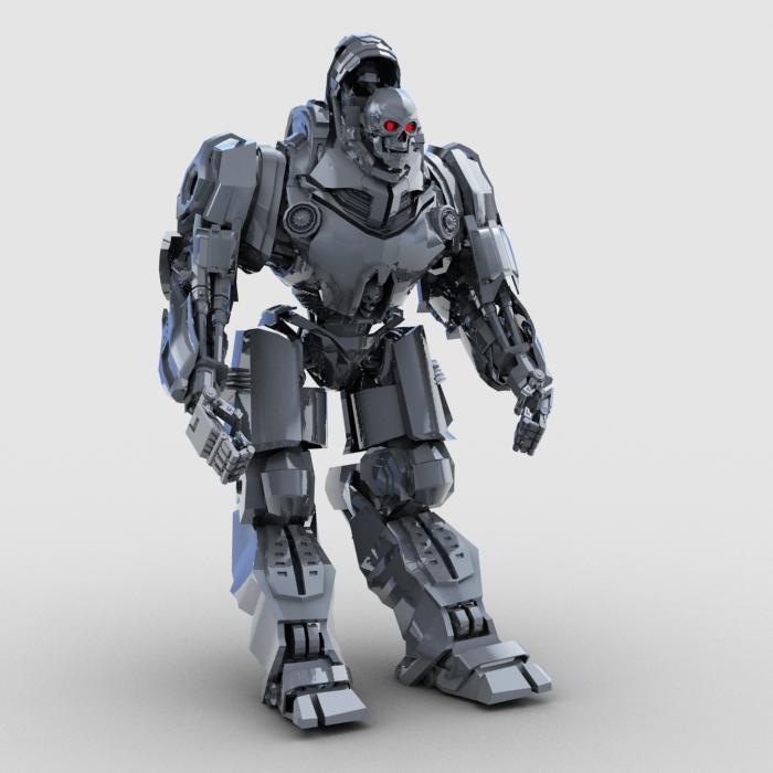 3d animation sex robots - 5 1