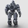 04 43 10 576 skull robot 04 4