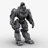 04 43 10 870 skull robot 06 4