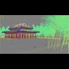 04 43 16 230 china temple lighting 6 4 4