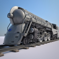NYC Dreyfuss Hudson 3D Model