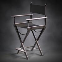 Directors Chair 3D Model