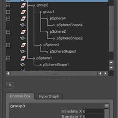 Maya Dockliner for Maya 0.0.1 (maya plugin)