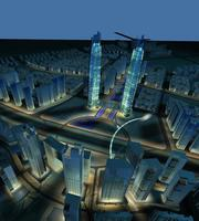 building 147 3D Model