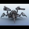 04 45 07 634 robot spider 01 4
