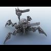 04 45 07 829 robot spider 04 4
