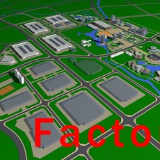 building 152 3D Model