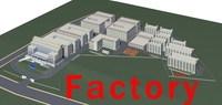 building 156 3D Model