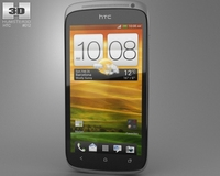 HTC One S 3D Model