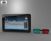 T-Mobile G-Slate 3D Model