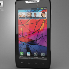 Motorola RAZR MAXX 3D Model