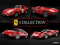 Ferrari Collection 3D Model