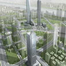 building 172 - Jinmao Tower 3D Model