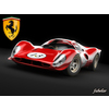 Ferrari 330 3D Model