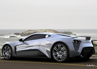Zenvo ST1 3D Model
