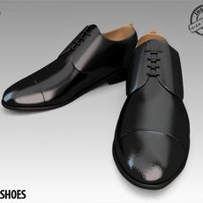 Man Shoe 3D Model
