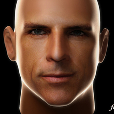 Ben Stiller 1.0 3D Model