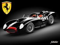 Ferrari 250 mod 2 3D Model