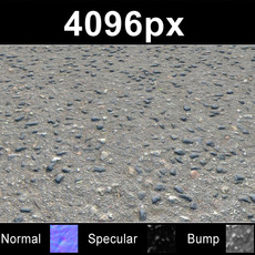 Asphalt 02 - High Res Set