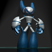 RobotBoy Cartoon Robot Character 3D Model