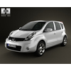 04 54 25 687 nissan note 2009 480 0001 4