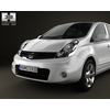 04 54 25 942 nissan note 2009 480 0004 4