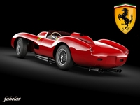 Ferrari 250 STD MAT 3D Model