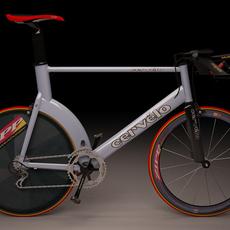 CERVELO road bike 3D Model
