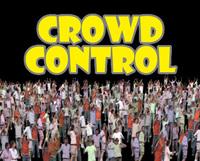 Crowd Control 1.0.0 for Maya (maya script)