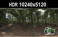 HDRI 116 Forest Plates