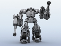 Robot 11 3D Model