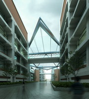 building 292 3D Model