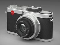Leica X2 3D Model