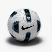 Nike T90 Tracer Soccer Ball Pack 3D Model