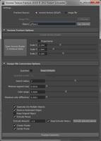 Free Voronoi Texture Fracture for Maya 0.0.7 (maya script)